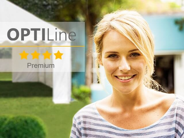 Optiline Premium Partytenten